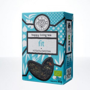 Lovie Tea - Fit eko herbatka owocowa 80g
