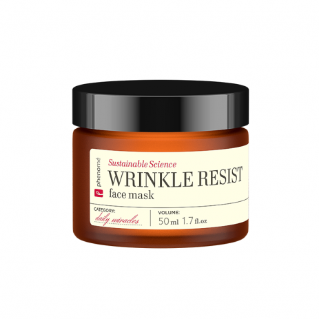 104 Wrinkle resist face mask Odmładzająca maska do twarzy Sustainable Science Phenome 50ml.png
